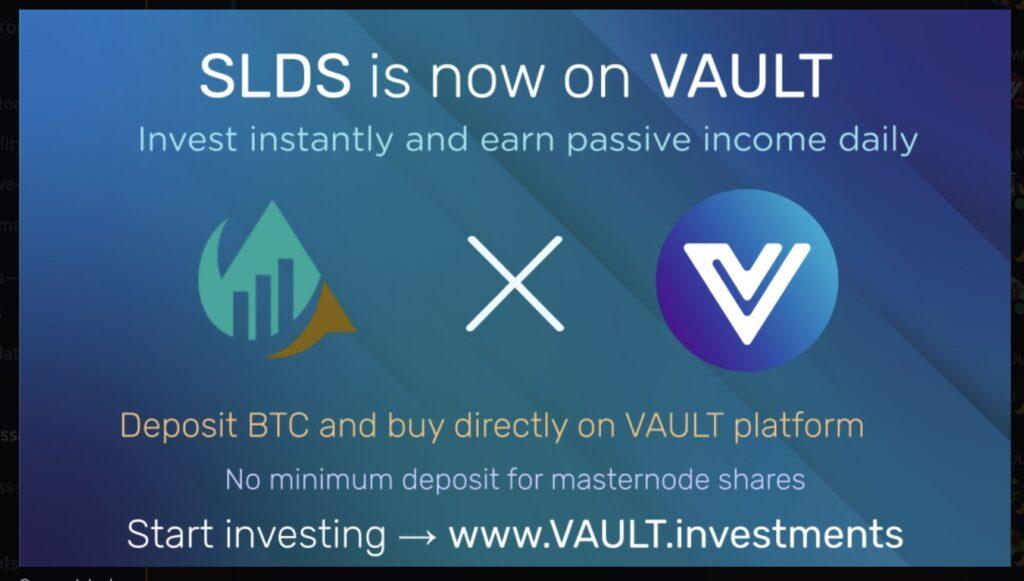 VAULT Crypto Investments, raport tygodniowy #5 2