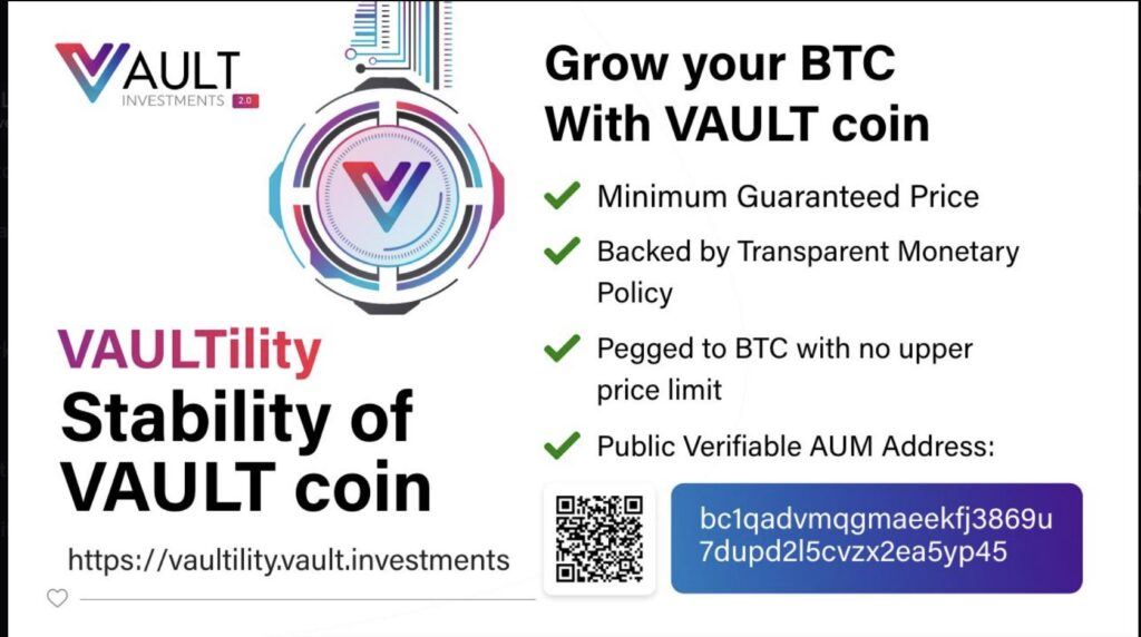 VAULT Crypto Investments, raport tygodniowy #8 5