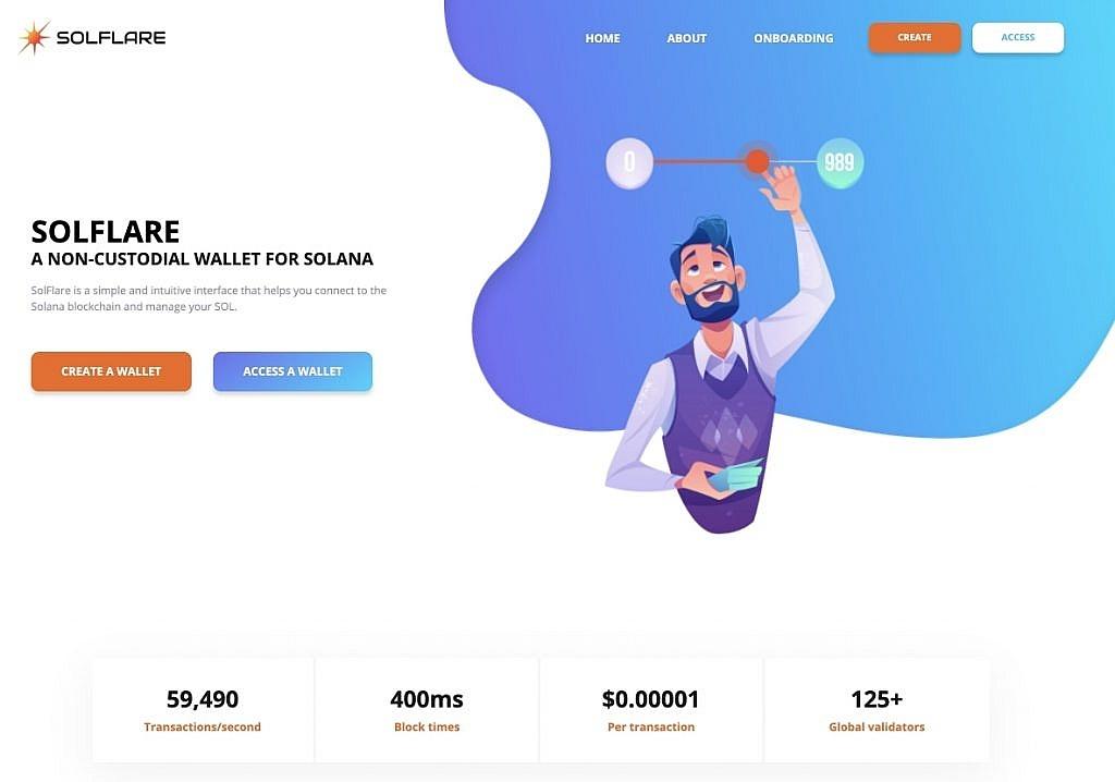 Blockchain Solana
