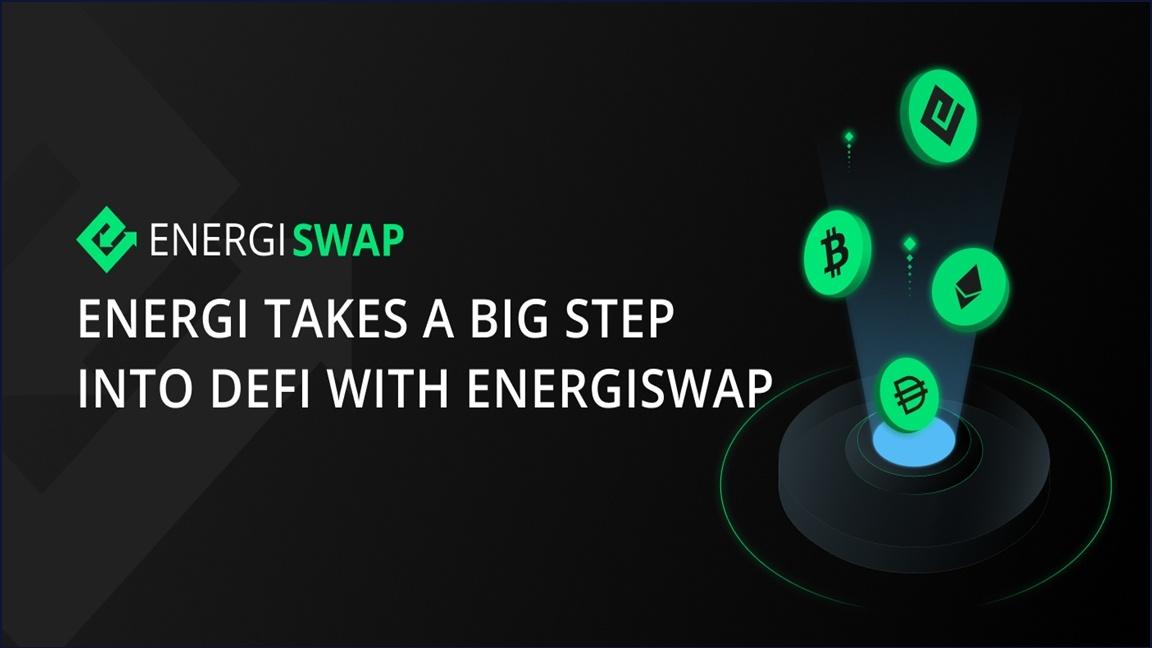 EnergiSwap – tanie transakcje, dodawanie płynności