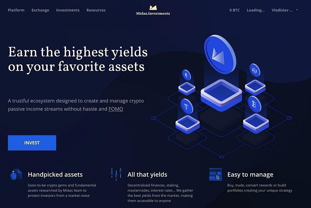 Midas Investments