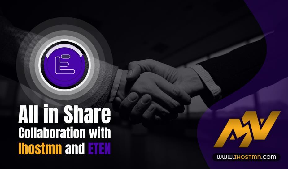 Grupa ETERN (ETEN) jest oficjalnie notowana na Ihostmn