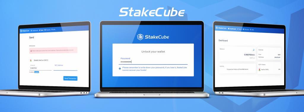 StakeCube informacje z 2 lipca 2021 r. 4