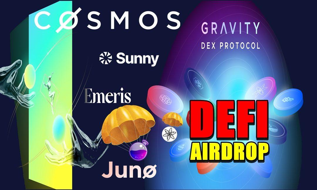 Gravity DEX protocol – start Emeris cross chain DEFI