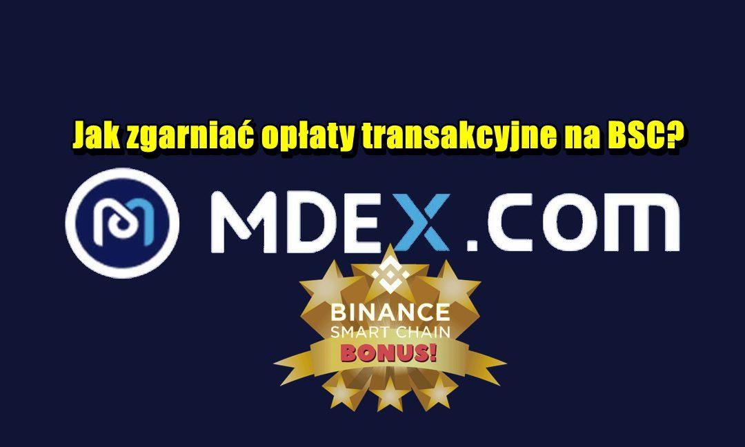 Jak zgarniać opłaty transakcyjne na BSC? BONUS