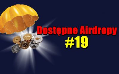 Dostępne airdropy #19
