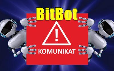BitBot ważny komunikat!
