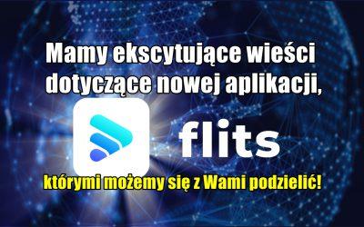 Mamy ekscytujące wieści dotyczące nowej aplikacji Flits V5.0, którymi możemy się z wami podzielić!