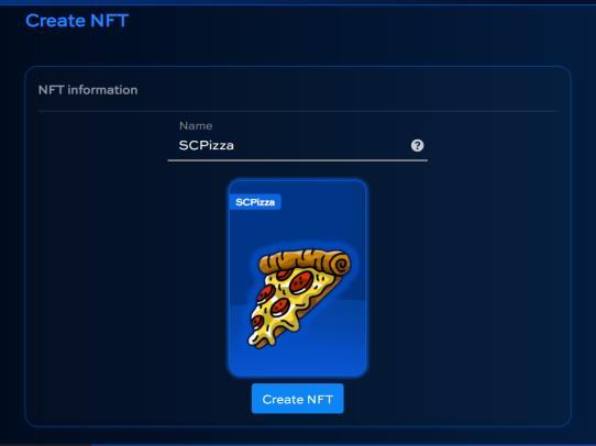SCP NFTs